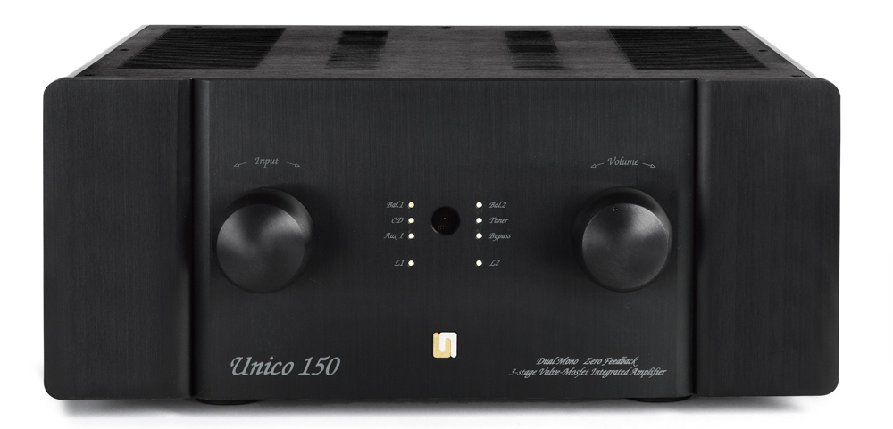Unico150 Face Black